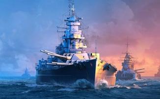 World of Warships - Советские линкоры вступили в бой