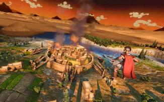 [SGF] Total War Saga: Troy - Возможный подход к взятию городов