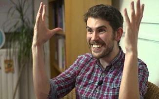 Гифка вместо паспорта: курьезный случай с автором No Man's Sky
