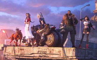 Final Fantasy VII: Remake — Финальный трейлер