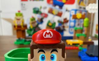 LEGO Super Mario - ваши дети никогда так не радовались приходу сантехника