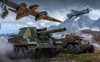"""War Thunder - Началась """"Мировая война"""""""
