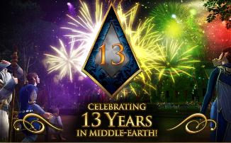 The Lord of the Rings Online - Новая сюжетная линия и тринадцатая годовщина