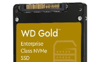 Новый SSD-накопитель WD Gold NVMe от компании Western Digital