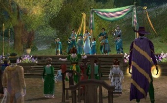 "Lord of the Rings Online - Начинается фестиваль ""Shirefest"""