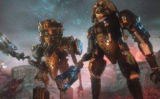 Warframe — Следующее дополнение позволит игрокам управлять боевыми машинами
