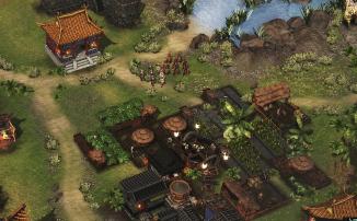 Stronghold: Warlords - Прохождение одной из китайских миссий