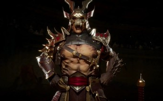 Mortal Kombat 11 — Трейлер Шао Кана и игровой процесс на Switch