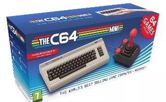 C64 Mini - Новая версия Commodore 64 скоро будет выпущена в США