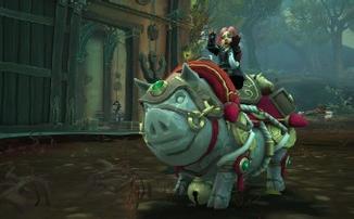 World of Warcraft — В Лунный новый год с новым средством передвижения