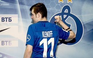 Антон «KLENOFF» стал чемпионом России по FIFA 19