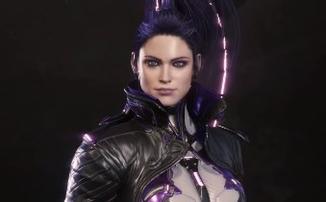 Первые персонажи Ascendant One