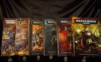 Советы от итераторов: Что почитать по вселенной Warhammer