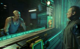 Трейлер улучшенной версии киберпанк-хоррора Observer для PS5 и Xbox Series X
