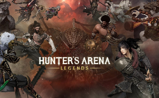 [Видео] MMORPG + BATTLE ROYALE — Hunter's Arena: Legends
