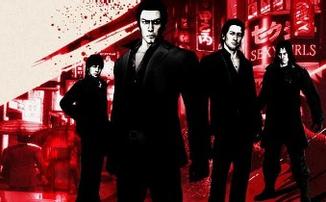 Три части Yakuza получат ремастер