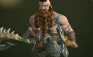 Warhammer: Chaosbane - Игровой процесс за дворфа