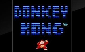 Оригинальный Donkey Kong появился на Nintendo Switch