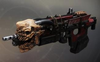 Destiny 2 - экзотическая винтовка Bad JuJu и компиляция интересной информации