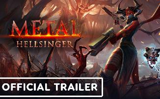 [SoG 2020] Metal: Hellsinger — Анонсирован шутер про побег из ада под метал