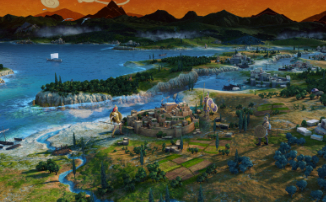 Total War Saga: Troy — Синематик, посвященный красотам Греции и Трои
