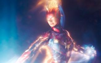 Стойкость духа Кэрол Дэнверс в рекламном ролике «Капитана Марвел»