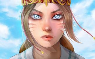 Анонс нового арт-проекта — игры Pastel от корейской художницы Юни Джанг!
