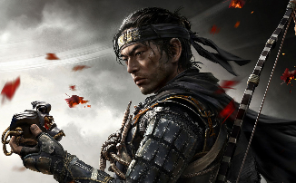 Ghost of Tsushima - Вторая по продажам игра за историю PS4 в Японии
