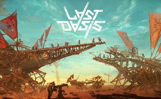 Last Oasis — Новый шагоход Mollusk Walker уже в игре