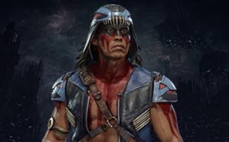Mortal Kombat 11 - Ночной Волк получил дату выхода