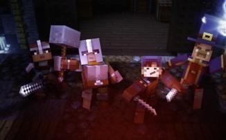 [Е3 2019] Minecraft Dungeons - Новая игра от создателей Minecraft