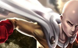 One Punch Man: A Hero Nobody Knows — Сайтама наносит удар во вступительном трейлере