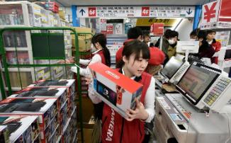 [COVID-19] В Японии пришлось распределять Nintendo Switch через лотерею: свыше 200 000 человек на 130 консолей