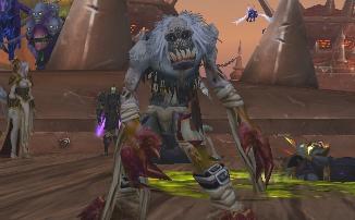 """World of Warcraft - На тестовые серверы был установлен препатч к """"Shadowlands"""""""