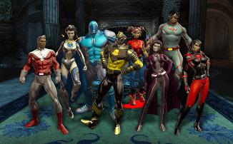 MMO про супергероев. Не Marvel's Avengers единым