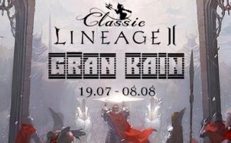 Обзор новостей Lineage 2 Classic за последние две недели (19.07.18 - 08.08.18)
