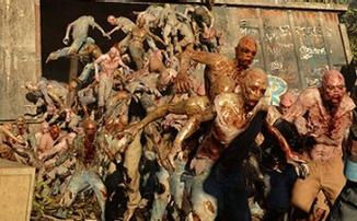 Days Gone - Сражение с настоящей ордой зомби