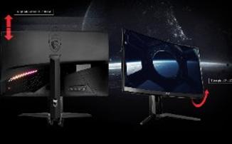 MSI Optix MAG321CURV - отличный выбор для 4K-гейминга