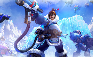 Heroes of the Storm — В Нексусе похолодало с приходом Мэй