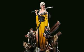В «Гвинте: Ведьмак. Карточная игра» началось второе путешествие с Цири в кимоно и предысторией «Дикой Охоты»
