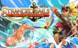 Stranded Sails - Исследователи проклятых островов отправляются в плавание в октябре