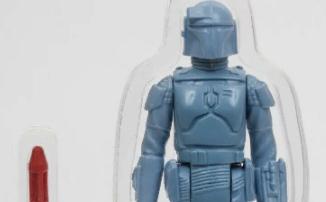Непокрашенный прототип редкой фигурки Бобы Фетта 1979 года выпуска можно купить на eBay всего за $225 000