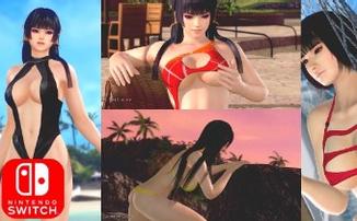 Dead or Alive Xtreme 3: Scarlet — Все прелести Момиджи и Ниотенгу в новом трейлере