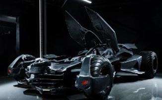 В Москве выставили на продажу Бэтмобиль за ₽55 миллионов
