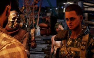 Fallout 76 - Система диалогов и ее особенности