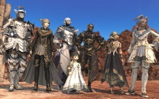 Обзор: Final Fantasy XIV - Послание продюсера 53