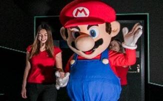 """Nintendo Switch для всех посетителей одного из сеансов """"Холодное сердце 2"""""""