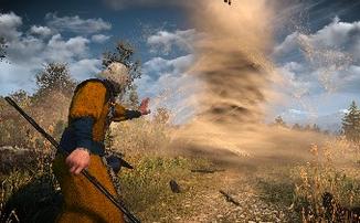 The Witcher 3 - Геральт стал магом