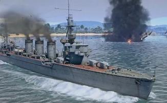 War Thunder - Новые японские корабли и не только