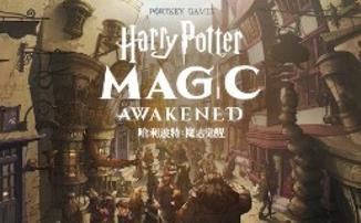 Анонсирована ККИ Harry Potter: Magic Awakened, пока лишь в Китае